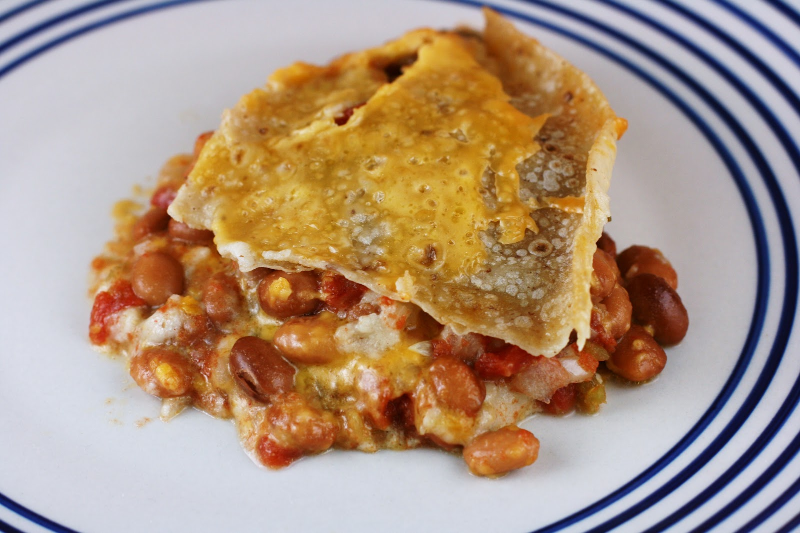Bean and Cheese Burrito Casserole Slow Cooker Recipe - A ...