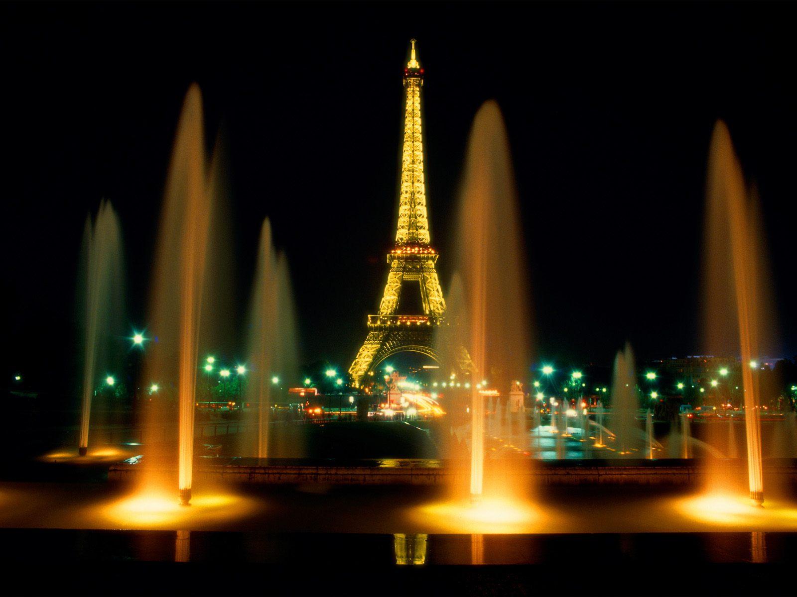 Foto Foto Terindah Menara Eiffel Paris Prancis Gudang