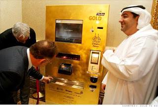 ATM dengan desain yang unik dan paling Aneh