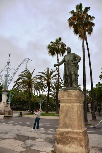 Passeig de Lluis Companys Barcelona