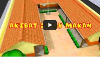 film animasi pendidikan dari POM NKRI - episode salah makan