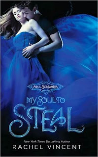 Steal Review: My Soul to Steal by Rachel Vincent