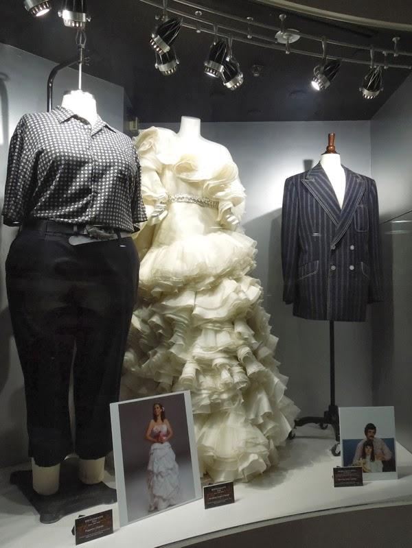 Bridesmaids movie costumes