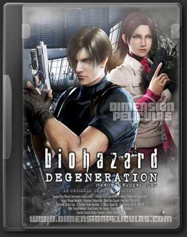 Resident Evil: Degeneration (DVDRip Español Latino)