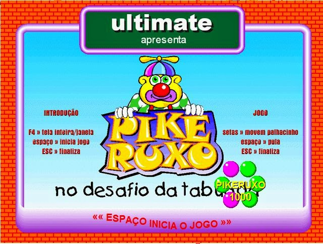 imagem do jogo Pikeruxo