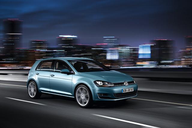 Nuova Volkswagen Golf , Auto dell'Anno 2013