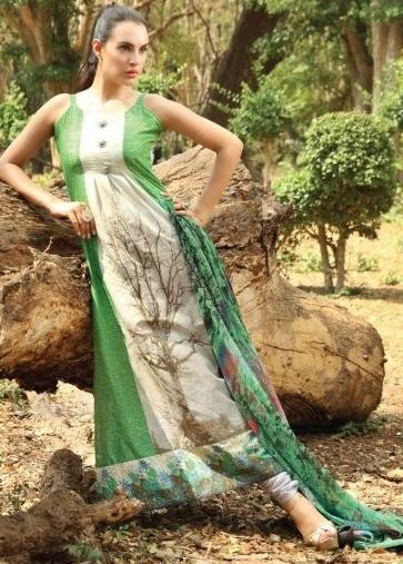 SummerLawnmagazine2013 - Nadia Hussain Lawn 2013 Magazine by Shariq Textiles