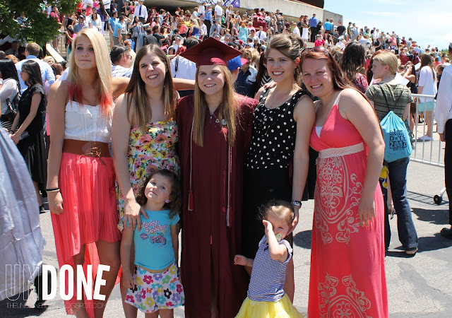 {The UNDONE Blog} Graduation 2013