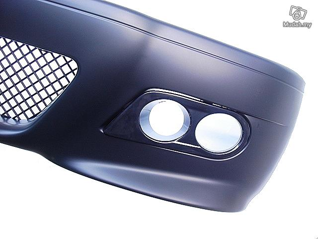 Bimmers Garage Trading Bmw E46 Hamman Foglight Cover For