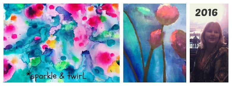 sparkle & twirl
