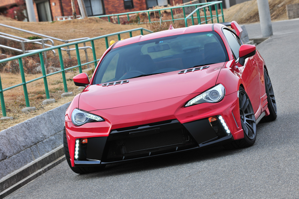 Pizo For Racing Sport Frs Scion