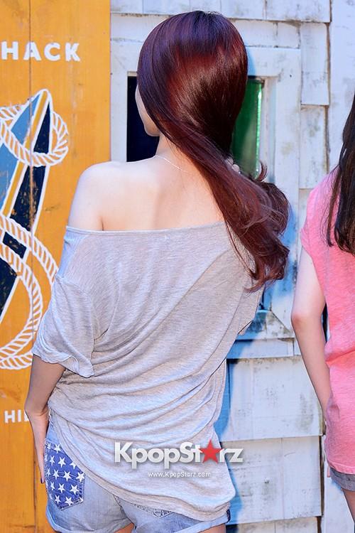 Girls Day,Sojin, Yura, Minah, Hyeri