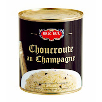 Choucroute au Champagne - Eric Bur