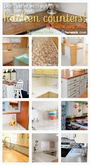 Kitchen Counter Inspiration