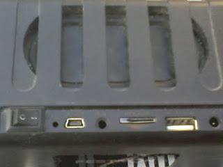 pemutar musik portable dengan slot usbd an micro sd