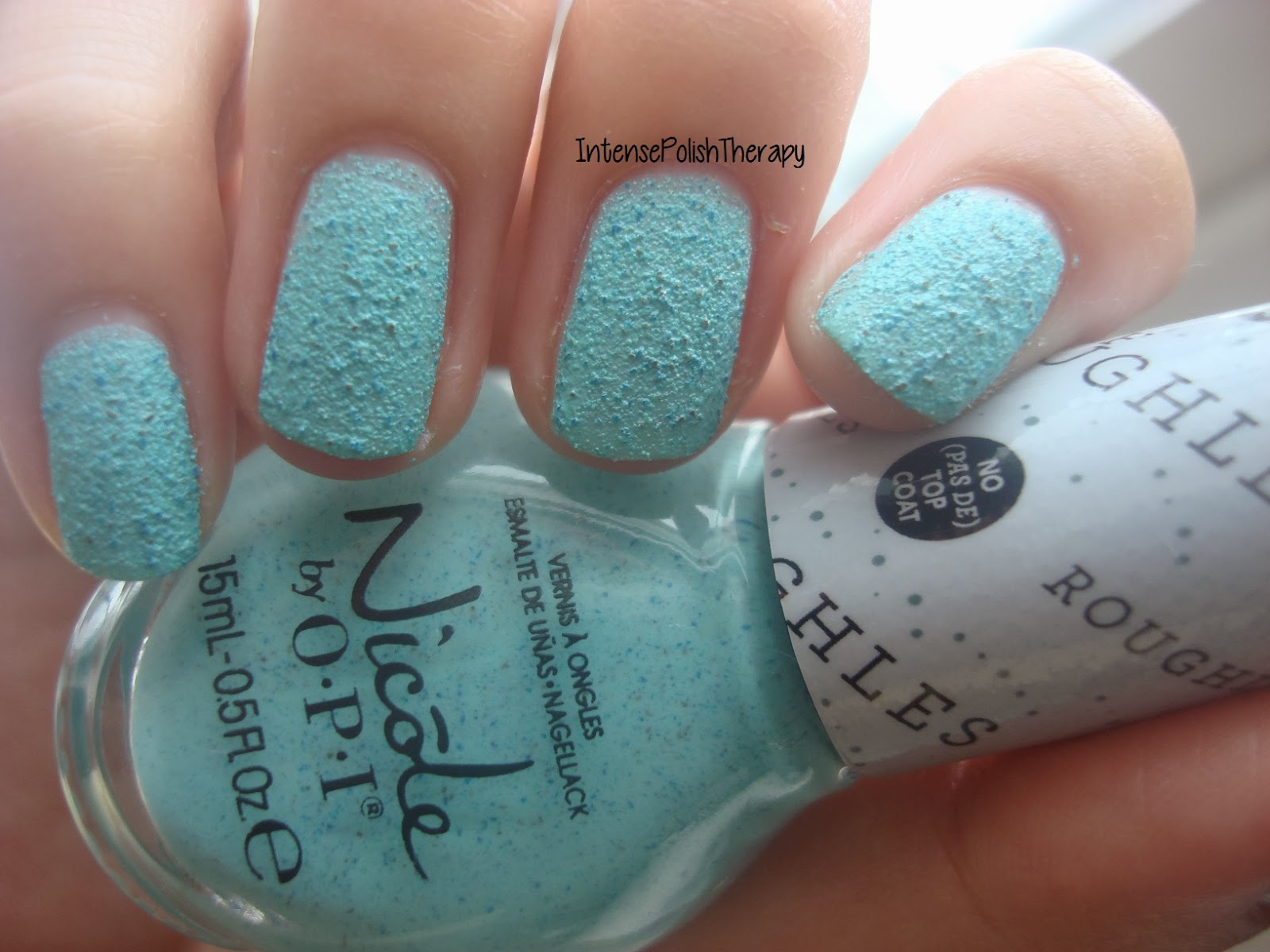 Nicole by OPI - On What Grounds?