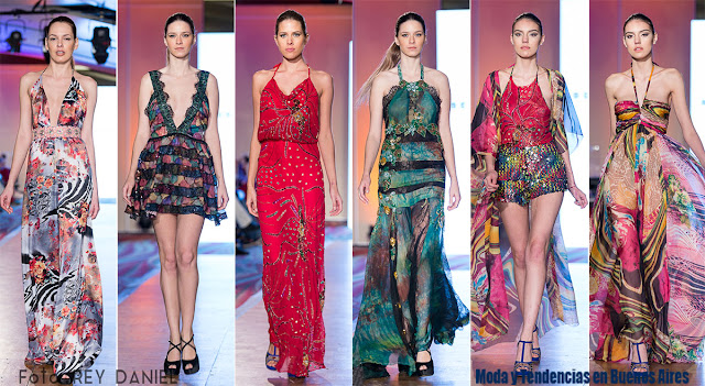 Moda verano 2016 Benito Fernandez vestidos.