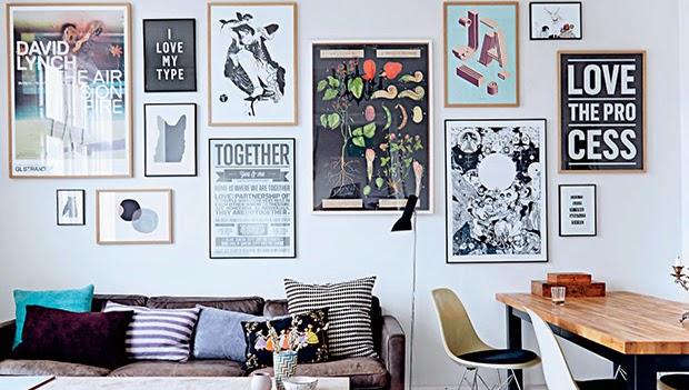 INSPÍRATE: Un pequeño apartamento lleno de ideas