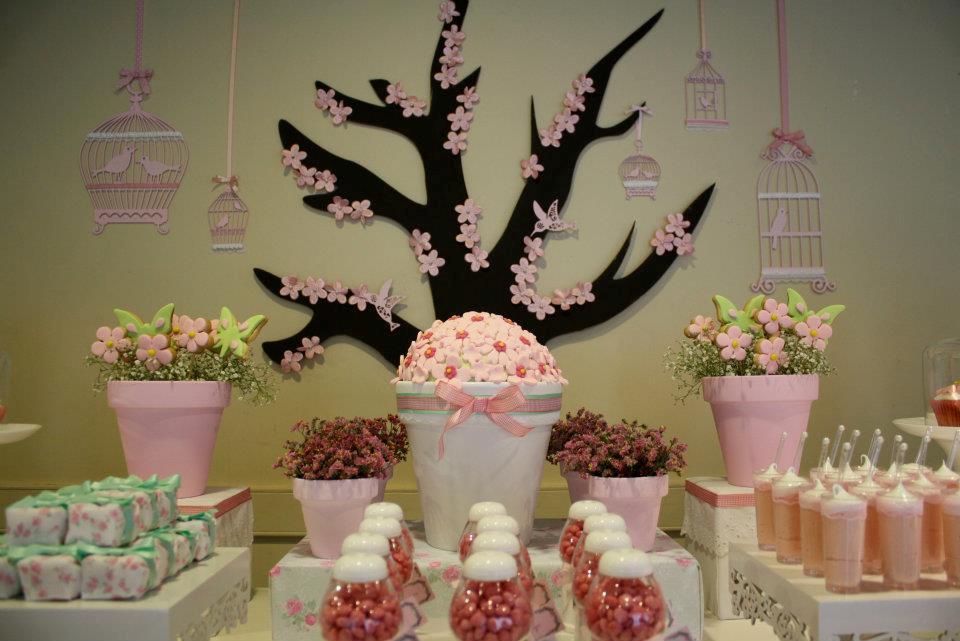 ideias de jardim japones : ideias de jardim japones: Festas Personalizadas: Inspiração para aniversário tema jardim