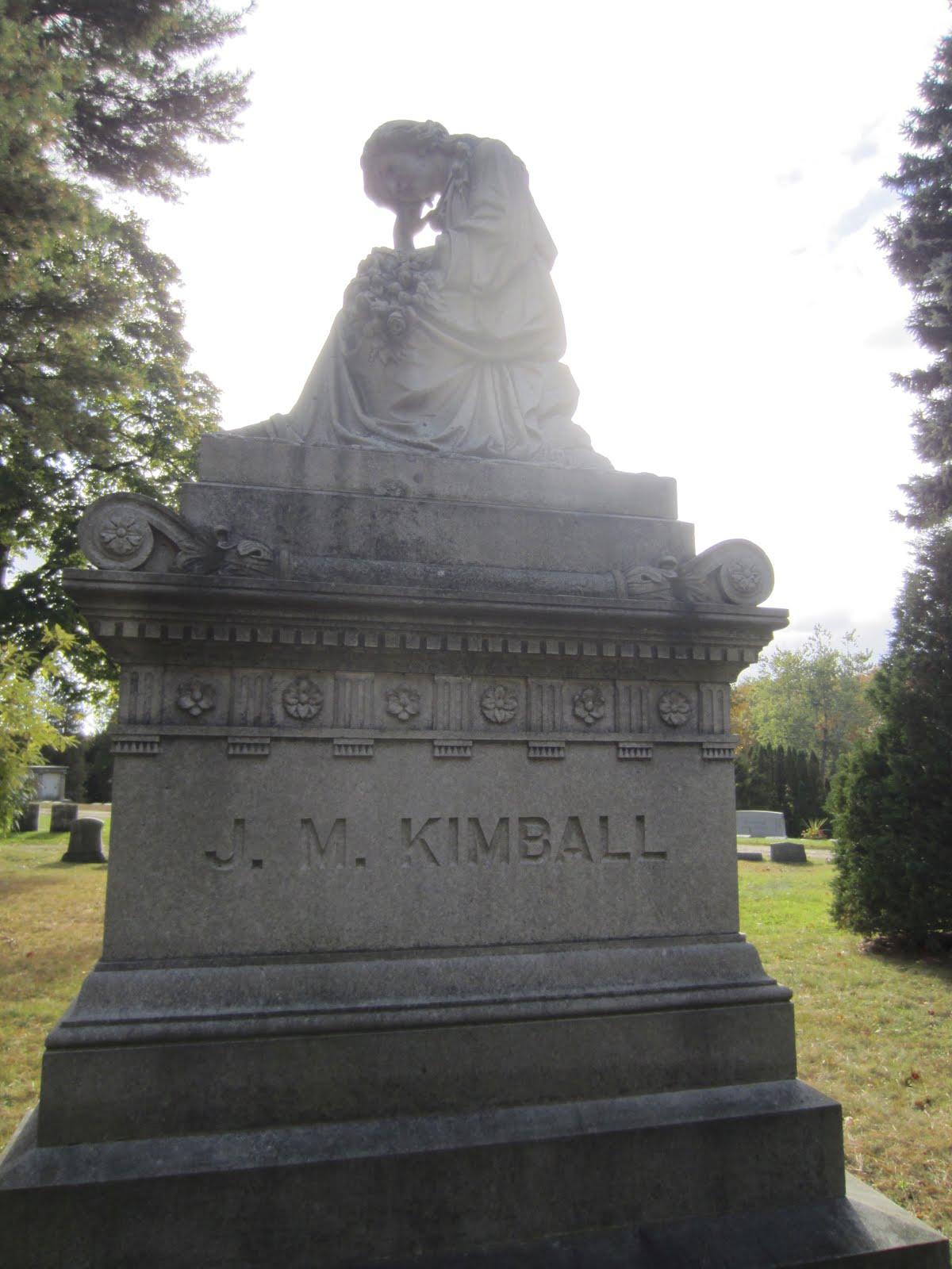 Evergreen Cemetery, MCMA member Mary Foley