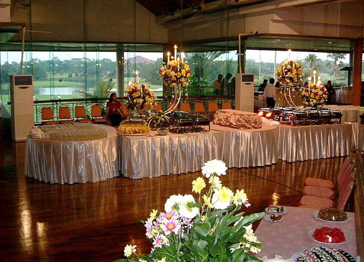Mr and mrs leonard padang golf modernland tangerang buffet set up 1 junglespirit Images