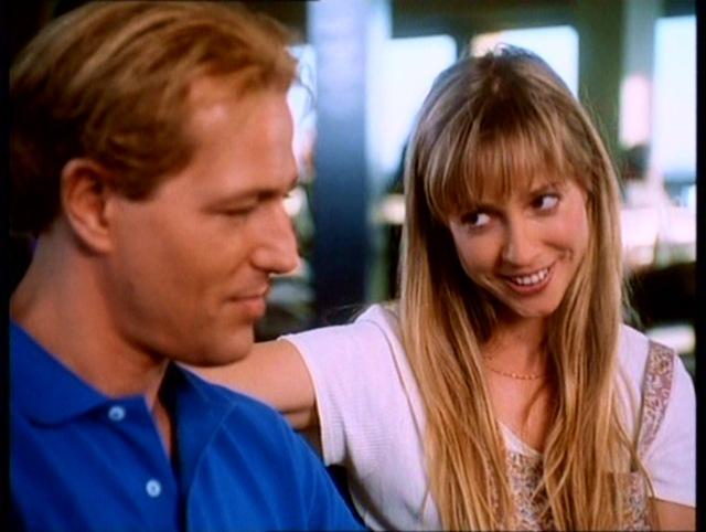Bruce Payne and Corinne Bohrer