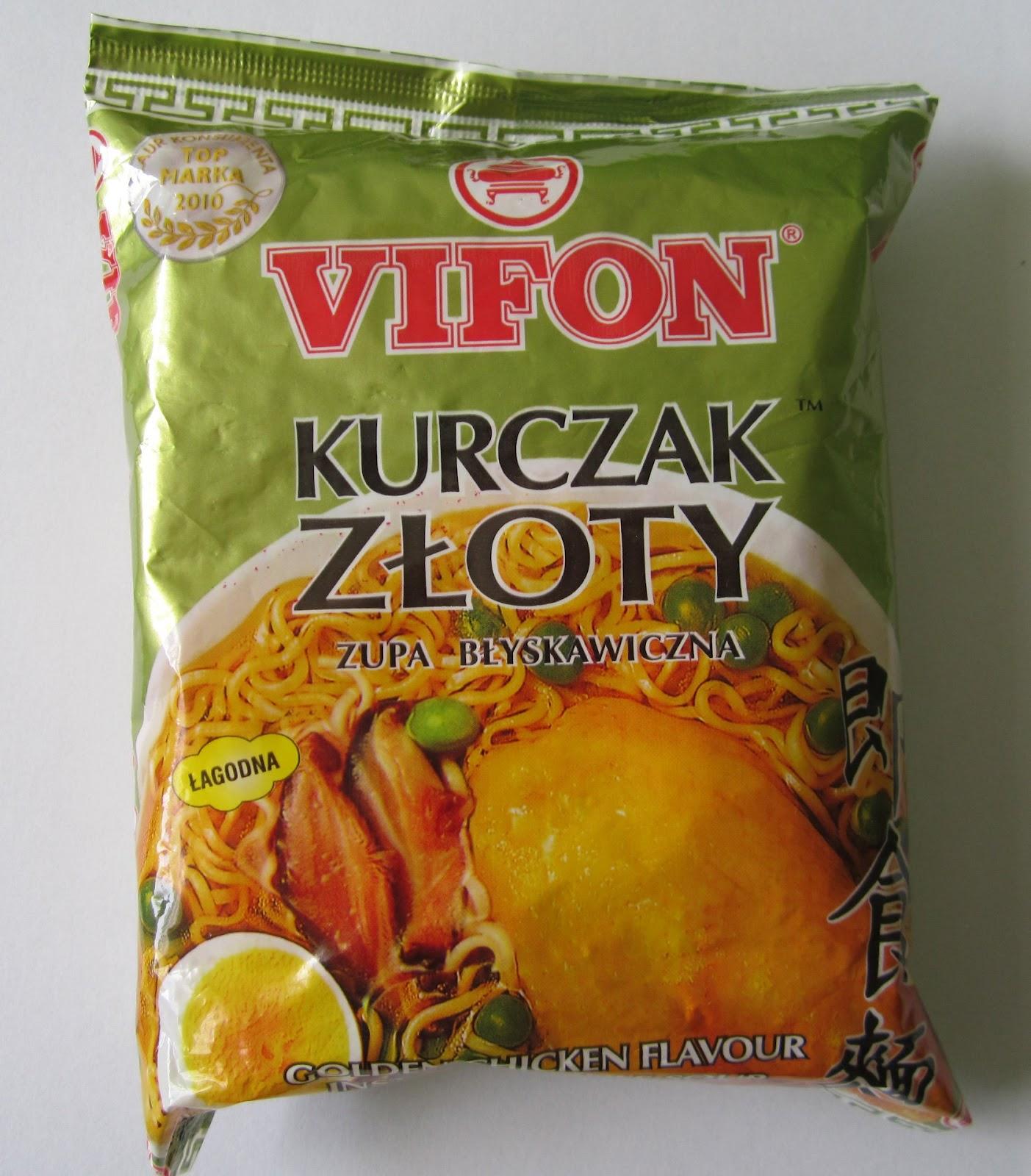 Warto Jesc Vifon Kurczak Zloty Zupa Blyskawiczna