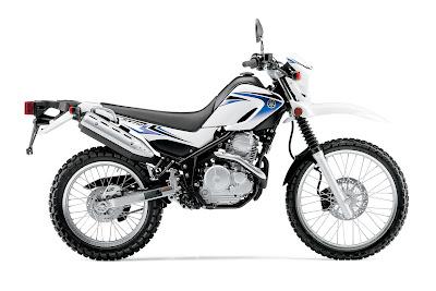 2012 Yamaha XT250 Picture