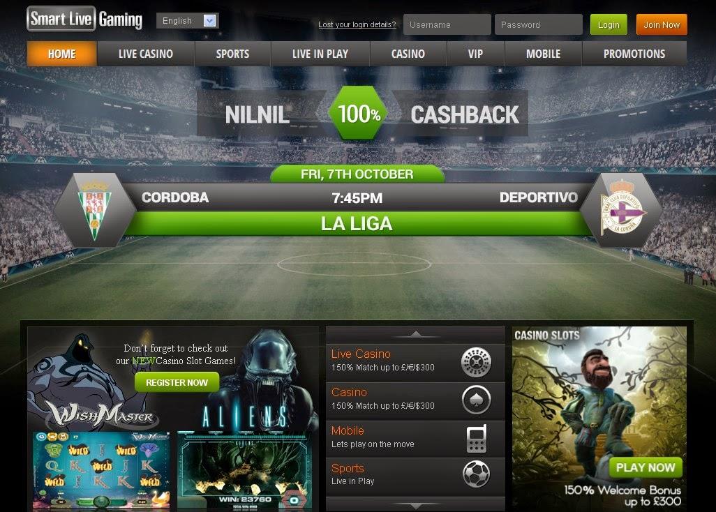 Smart Live Sports Screen