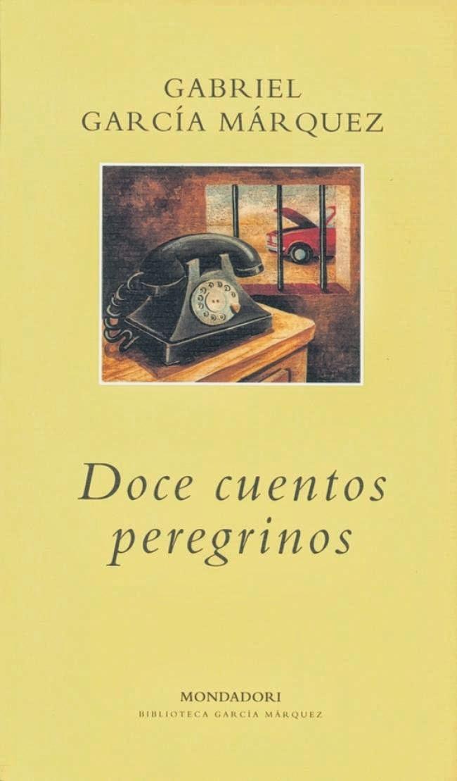 Portada de Doce cuentos peregrinos de Gabriel García Márquez