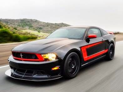 Ford Mustang Boss 302 Price