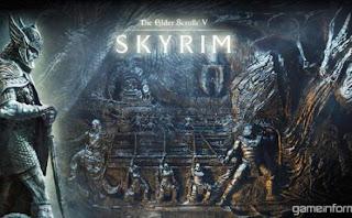 Skyrim Dinobatkan Sebagai Game Terbaik 2011