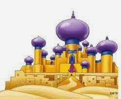 Memindahkan istana