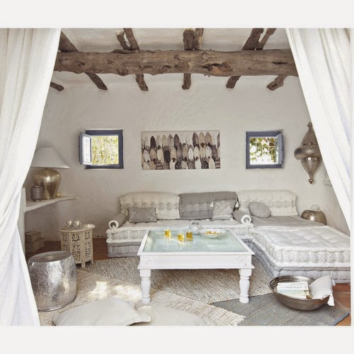 when shabby loves chic deco un interieur boheme. Black Bedroom Furniture Sets. Home Design Ideas