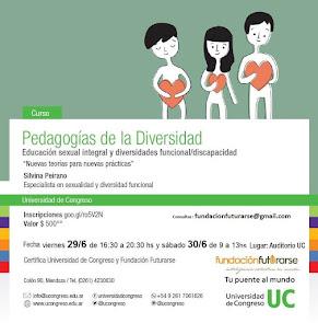 Curso: Pedagogías de la Diversidad. Educación Sexual Integral