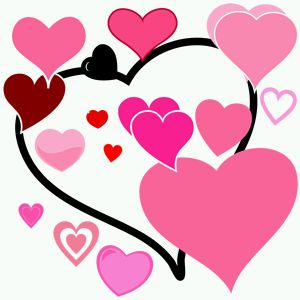 Imagenes de Amor, Corazones, parte 1