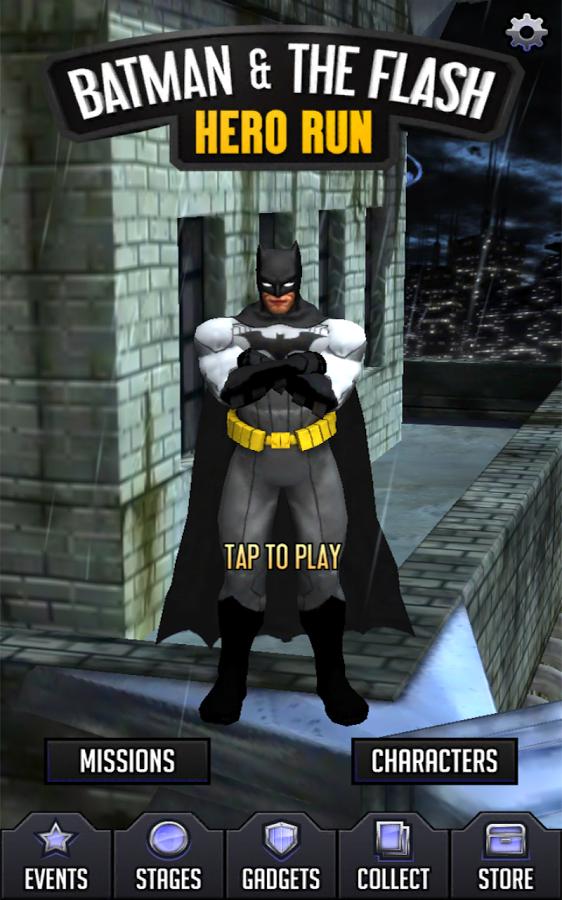 batman games flash