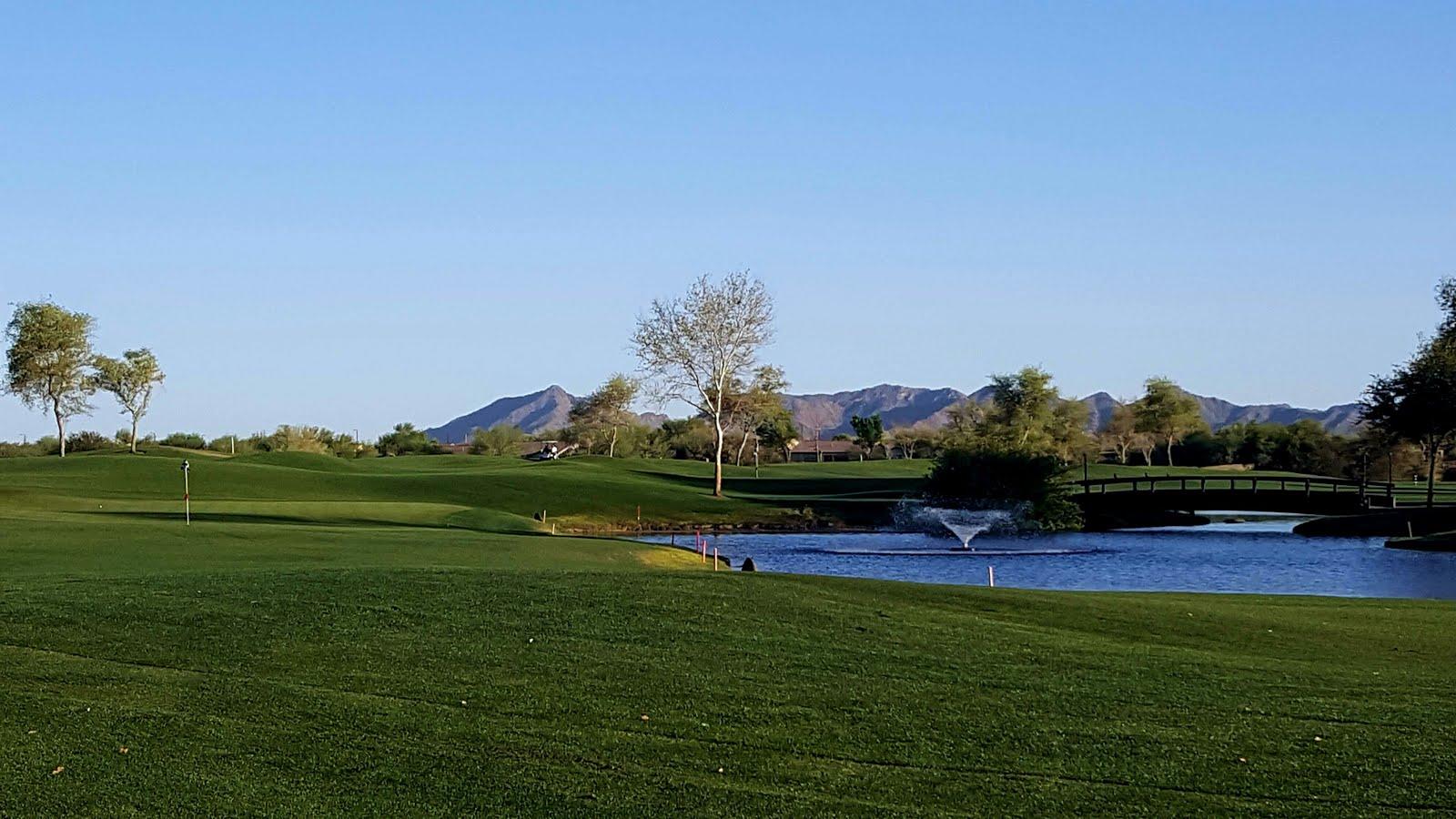 Trilogy Golf Gilbert Arizona