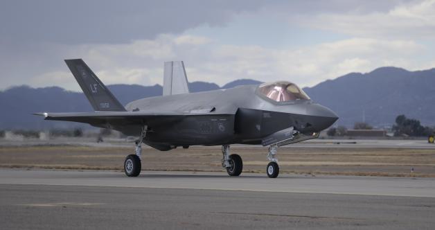 F-35A、イギリスにはF-35AとF-35Bの2機種が登場する