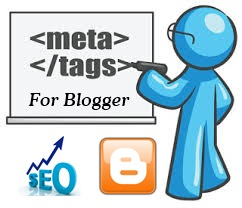Meta Description blogspot