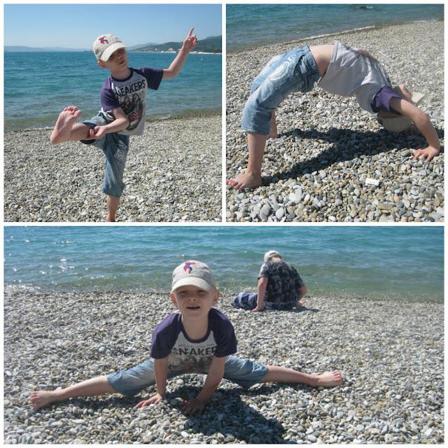 Егорка-гимнаст
