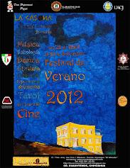 FESTIVAL CULTURAL DE VERANO 2012