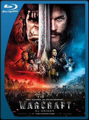 Warcraft: El origen (2016) BrRip 1080p Español Castellano