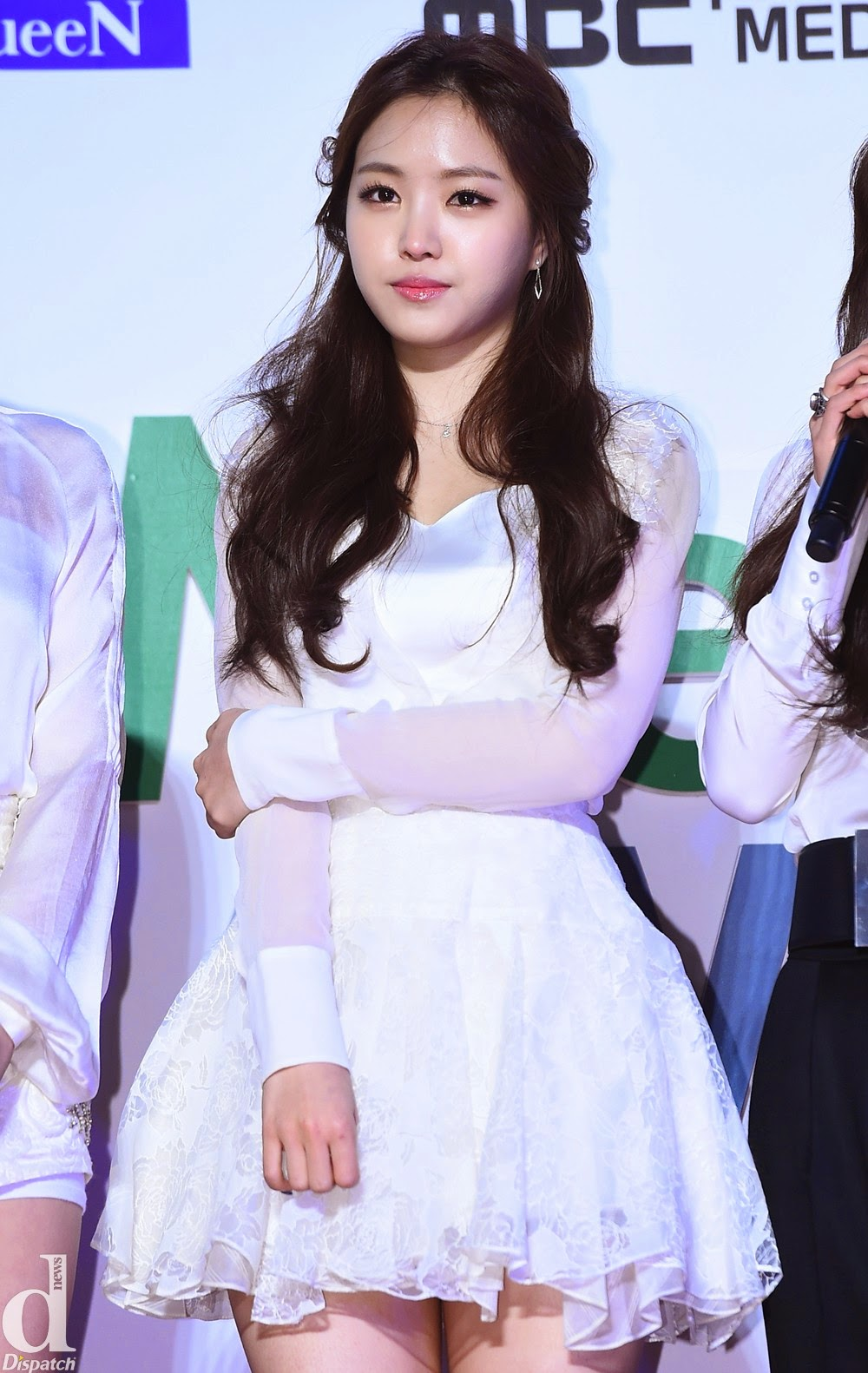 2014 Melon Music Awards Naeun