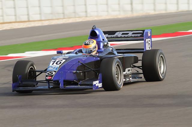 Lloyd Read, Almost Everything Racing, Pro Formula Mazda