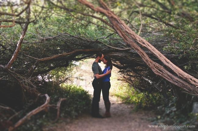 """""""Moss Beach engagement photos"""