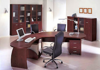 luxury home office decorating ideas pictures