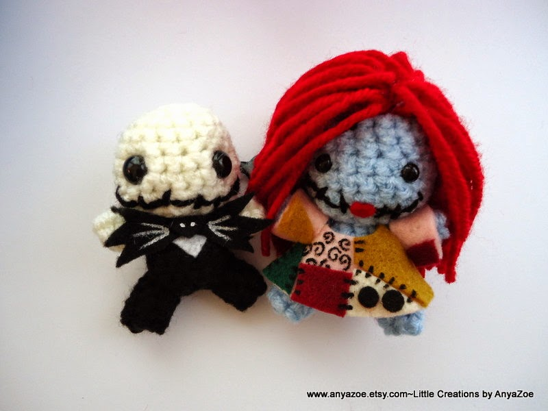 Amigurumi Patterns Disney : Disney sisters disney amigurumi tiny adorable dolls on etsy