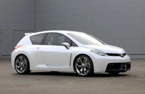 2012 Nissan Versa Hatchback
