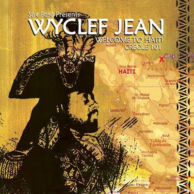 Wyclef Jean – Welcome To Haiti: Creole 101 (CD) (2004) (FLAC + 320 kbps)